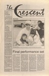 """The Crescent"" Student Newspaper, April 1, 1994 by George Fox University Archives"
