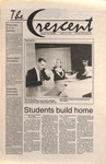 """The Crescent"" Student Newspaper, April 15, 1994"