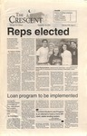 """The Crescent"" Student Newspaper, September 16, 1994 by George Fox University Archives"