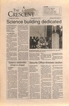 """""""The Crescent"""" Student Newspaper, September 30, 1994 by George Fox University Archives"""