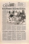 """The Crescent"" Student Newspaper, October 14, 1994 by George Fox University Archives"