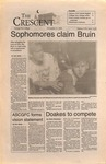 """The Crescent"" Student Newspaper, November 11, 1994"