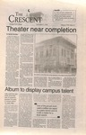 """The Crescent"" Student Newspaper, December 2, 1994"