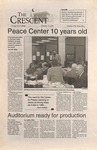 """The Crescent"" Student Newspaper, January 27, 1995"