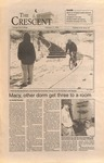 """The Crescent"" Student Newspaper, February 17, 1995 by George Fox University Archives"