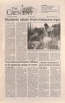 """The Crescent"" Student Newspaper, April 7, 1995"