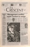 """The Crescent"" Student Newspaper, September 1, 1995 by George Fox University Archives"