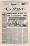 """The Crescent"" Student Newspaper, September 14, 1995 by George Fox University Archives"
