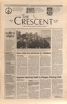 """The Crescent"" Student Newspaper, September 21, 1995 by George Fox University Archives"