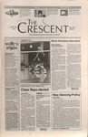 """The Crescent"" Student Newspaper, September 28, 1995 by George Fox University Archives"