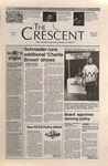 """The Crescent"" Student Newspaper, October 5, 1995"