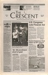 """The Crescent"" Student Newspaper, October 12, 1995 by George Fox University Archives"