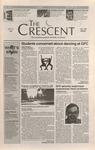 """The Crescent"" Student Newspaper, October 19, 1995"