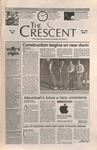 """The Crescent"" Student Newspaper, October 26, 1995"