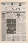 """The Crescent"" Student Newspaper, November 16, 1995 by George Fox University Archives"