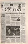 """The Crescent"" Student Newspaper, February 1, 1996 by George Fox University Archives"