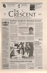 """The Crescent"" Student Newspaper, February 8, 1996 by George Fox University Archives"