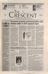 """The Crescent"" Student Newspaper, February 22, 1996"
