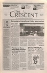 """The Crescent"" Student Newspaper, March 7, 1996 by George Fox University Archives"