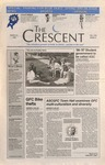 """The Crescent"" Student Newspaper, March 21, 1996"