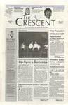 """The Crescent"" Student Newspaper, April 18, 1996 by George Fox University Archives"