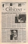 """The Crescent"" Student Newspaper, October 4, 1996 by George Fox University Archives"