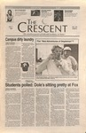 """The Crescent"" Student Newspaper, November 1, 1996"