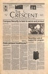 """The Crescent"" Student Newspaper, November 15, 1996 by George Fox University Archives"