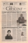 """The Crescent"" Student Newspaper, February 7, 1997"