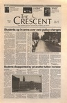"""The Crescent"" Student Newspaper, February 21, 1997"