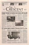 """The Crescent"" Student Newspaper, March 21, 1997 by George Fox University Archives"