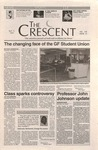 """The Crescent"" Student Newspaper, April 11, 1997 by George Fox University Archives"
