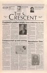 """The Crescent"" Student Newspaper, September 15, 1997 by George Fox University Archives"