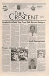 """The Crescent"" Student Newspaper, September 22, 1997"