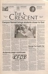 """The Crescent"" Student Newspaper, September 29, 1997"