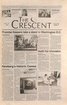 """The Crescent"" Student Newspaper, October 13, 1997"