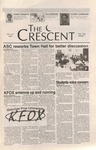"""The Crescent"" Student Newspaper, October 27, 1997"