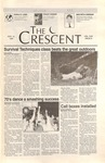 """The Crescent"" Student Newspaper, November 10, 1997"