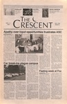 """The Crescent"" Student Newspaper, November 17, 1997 by George Fox University Archives"