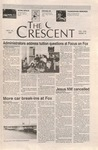 """The Crescent"" Student Newspaper, November 24, 1997"