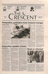 """The Crescent"" Student Newspaper, December 8, 1997 by George Fox University Archives"