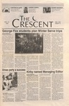 """The Crescent"" Student Newspaper, December 15, 1997 by George Fox University Archives"