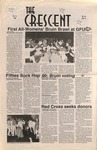 """The Crescent"" Student Newspaper, February 16, 1998 by George Fox University Archives"