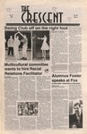 """""""The Crescent"""" Student Newspaper, February 25, 1998 by George Fox University Archives"""