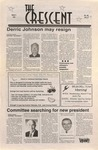 """The Crescent"" Student Newspaper, March 9, 1998"
