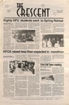 """The Crescent"" Student Newspaper, April 9, 1998 by George Fox University Archives"