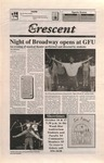 """The Crescent"" Student Newspaper, October 16, 1998"