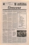 """The Crescent"" Student Newspaper, October 23, 1998 by George Fox University Archives"