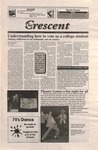 """The Crescent"" Student Newspaper, October 30, 1998"