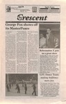 """The Crescent"" Student Newspaper, December 4, 1998"